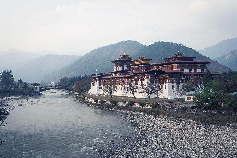Punakha Dzong, Bhutan, Nils Leonhardt