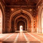 Kau Ban Mosque, Taj Mahal, India, Nils Leonhardt