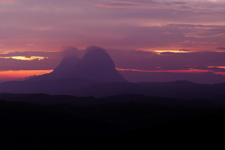 Suilven at Dawn, Assynt, Scotland, Nils Leonhardt