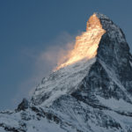 Matterhorn on Fire, Switzerland by Nils Leonhardt