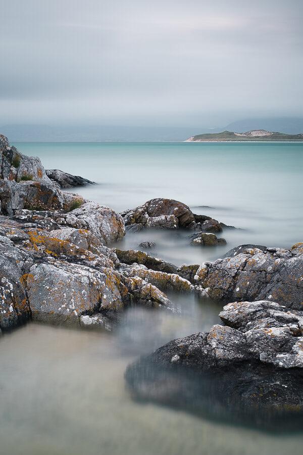 Seilebost Serenity, Isle of Harris, Scotland by Nils Leonhardt