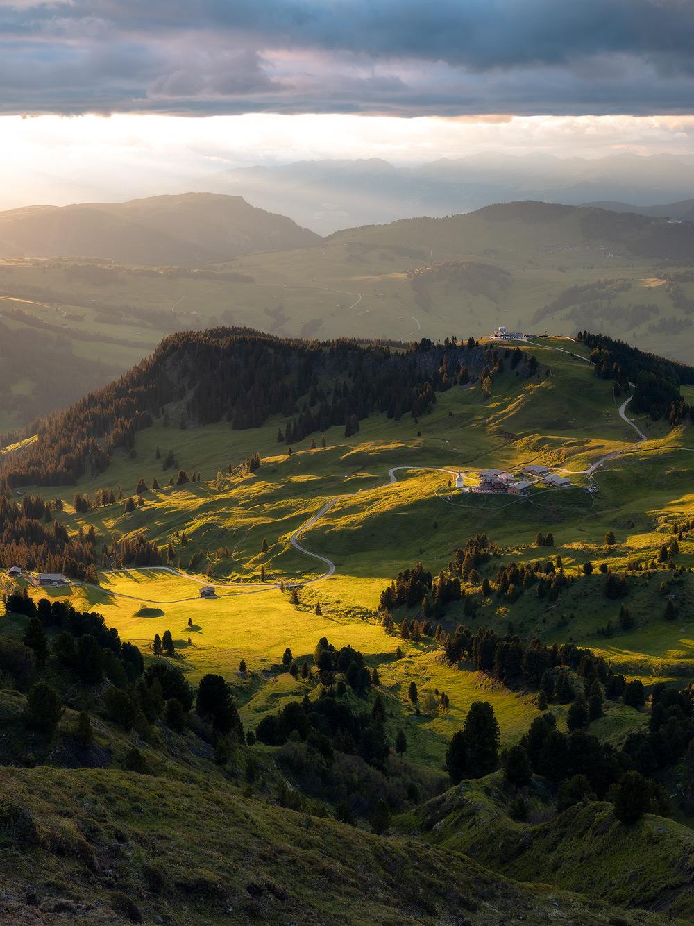 Alpe di Siusi, Dolomites, South Tyrol by Nils Leonhardt