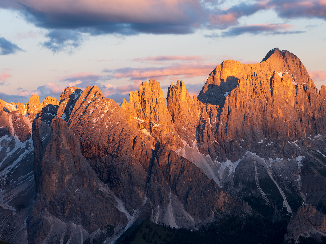 Vajolet Towers, Dolomites, South Tyrol, Italy by Nils Leonhardt