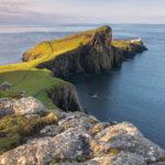 Neist Point Lighthouse, Isle of Skye, Scotland by Nils Leonhardt